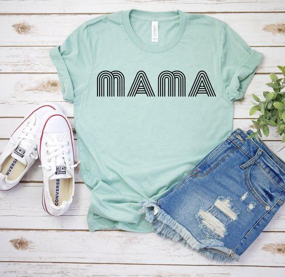 Mama T-Shirt AN18JL0
