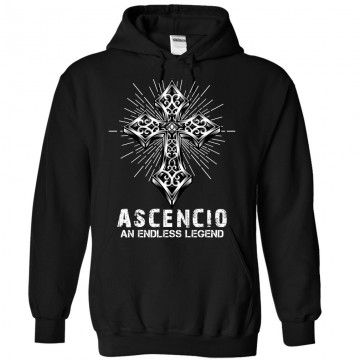 Ascencio Legend Hoodie AS15AG0