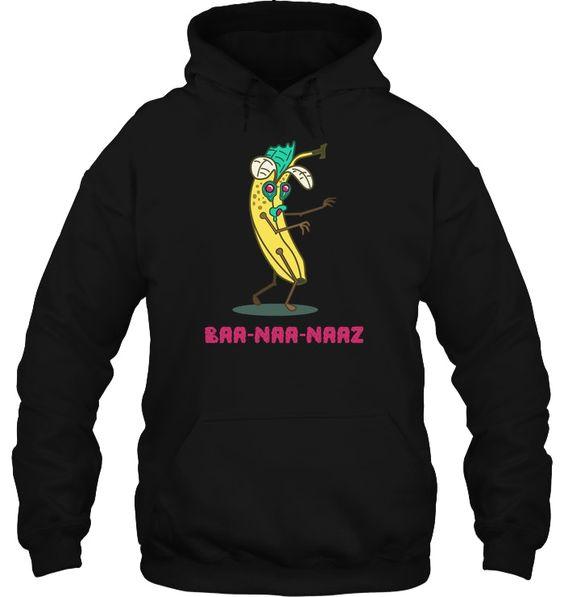 Banana Zombie Hoodie AS15AG0