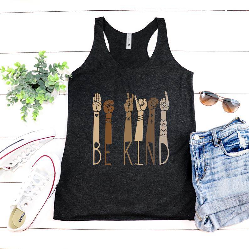 Be Kind Tanktop TU26AG0