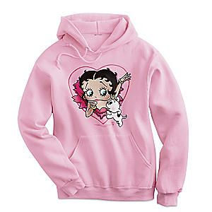 Betty Boop Hoodie AS15AG0