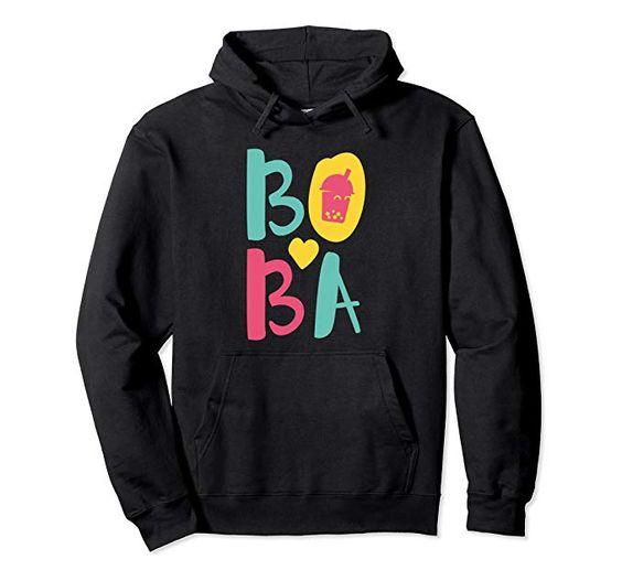 Boba Tea Hoodie AS15AG0