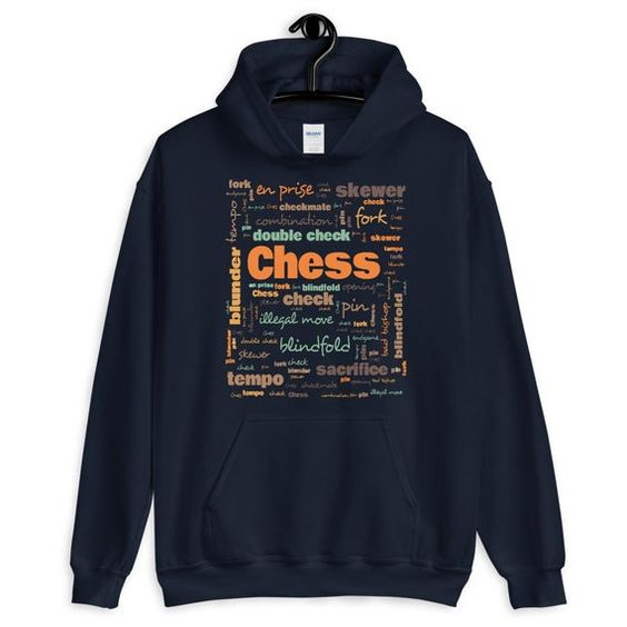 Chess Hoodie AS15AG0