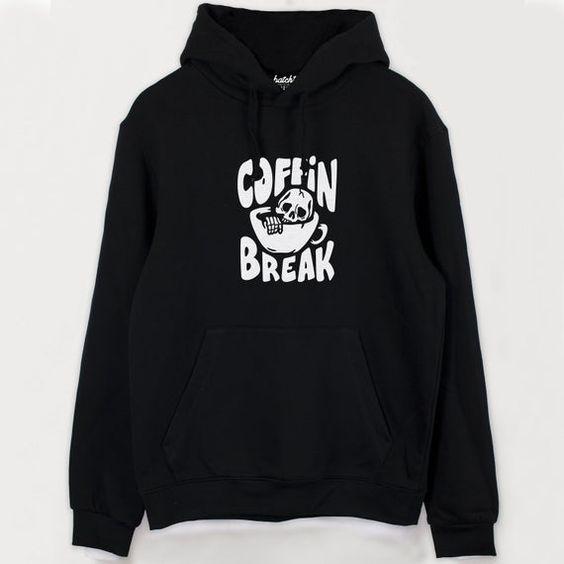 Coffin Break Hoodie AS15AG0