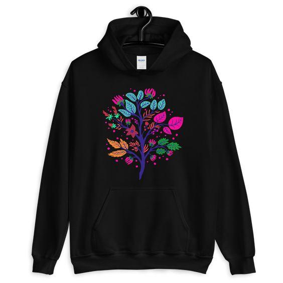 Flowers Hoodie AS15AG0