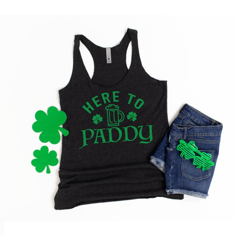 Here To Paddy Tanktop TU26AG0