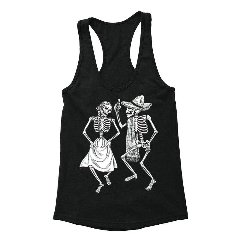 Skeletons Sugar Tanktop TU26AG0