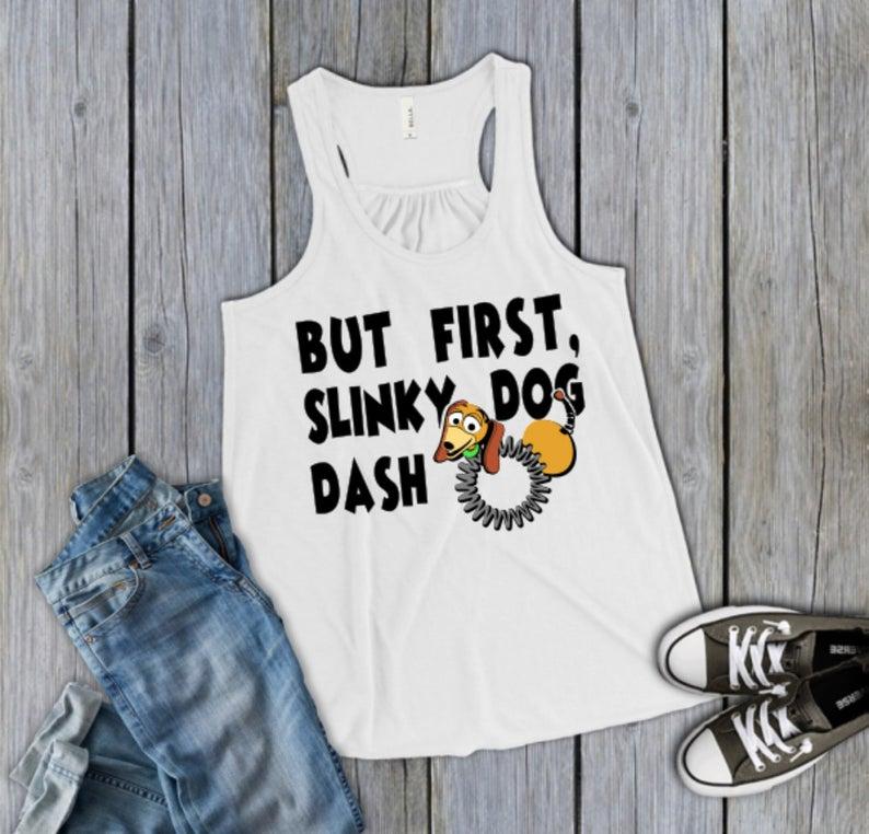Slinky Dog Dash Tanktop TU26AG0