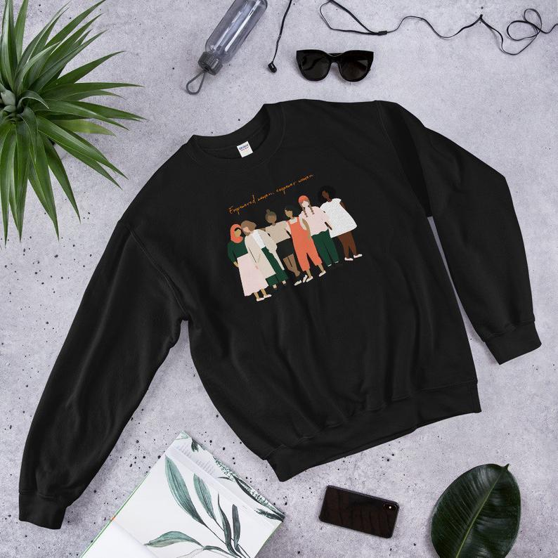 Empowered Sweatshirt TK4S0