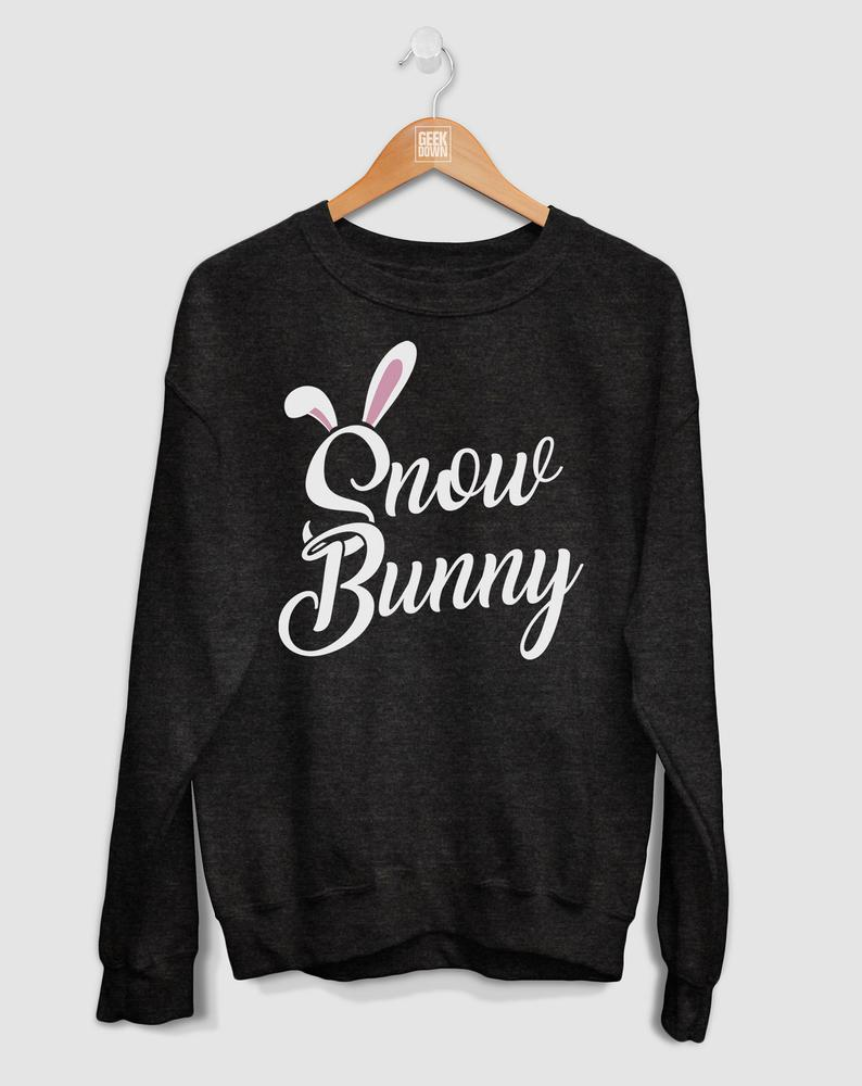 Snow Bunny sweatshirt TK4S0
