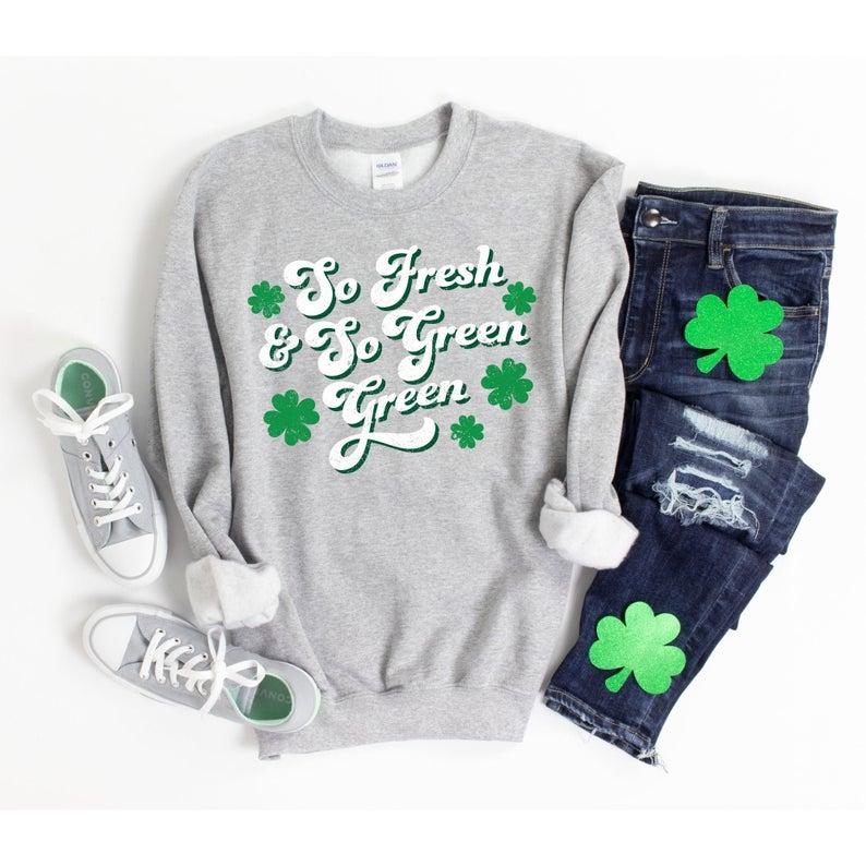 So Fresh Sweatshirt TK4S0