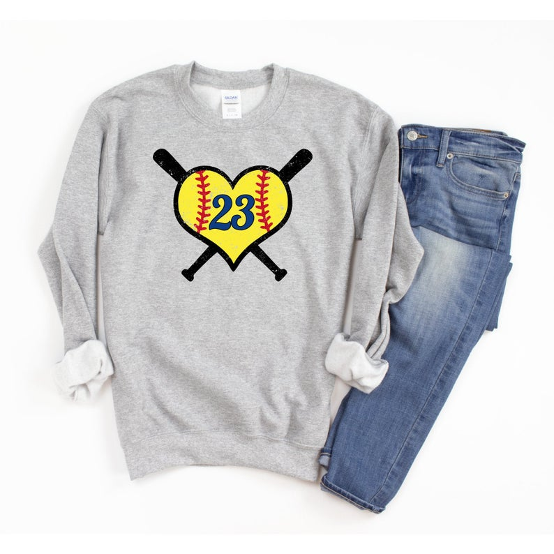 Softball Sweatshirt TK4S0