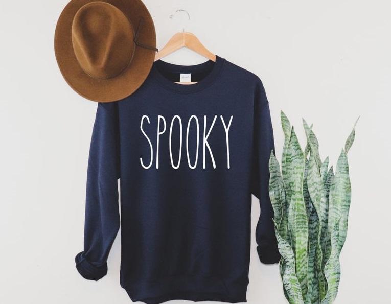 Spooky Sweatshirt TK4S0