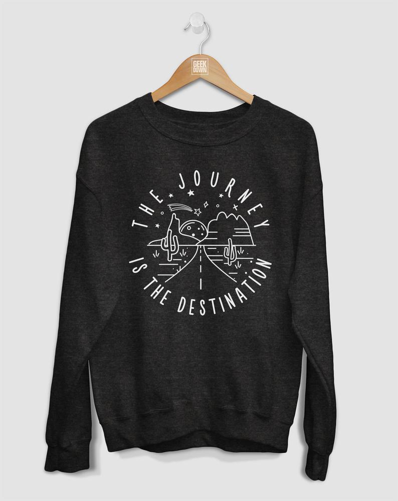 The Journey Sweatshirt TK4S0