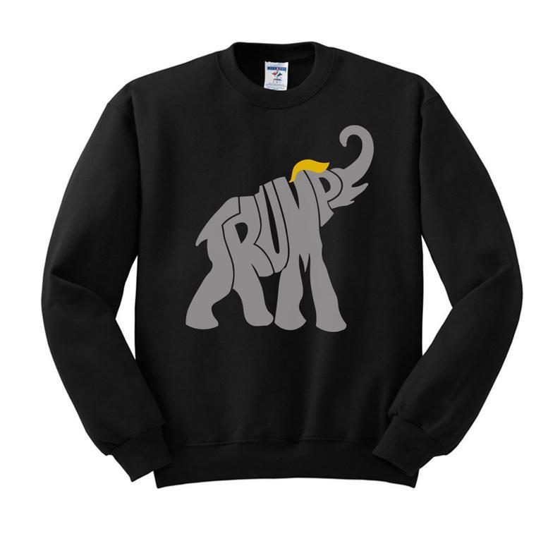 Trump Elephant Sweatshirt TK4S0