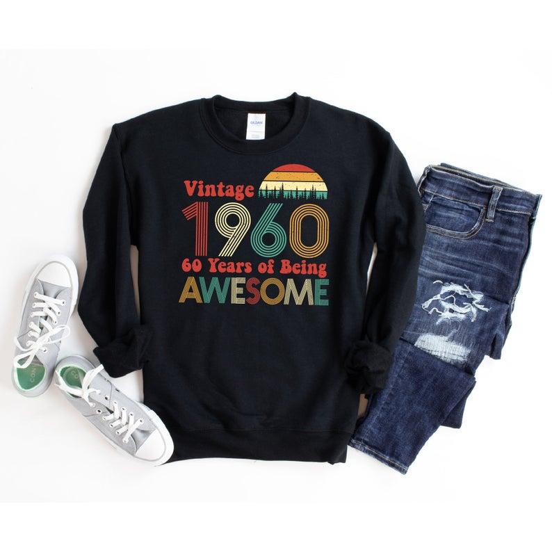 Vintage 1960 Sweatshirt TK4S0