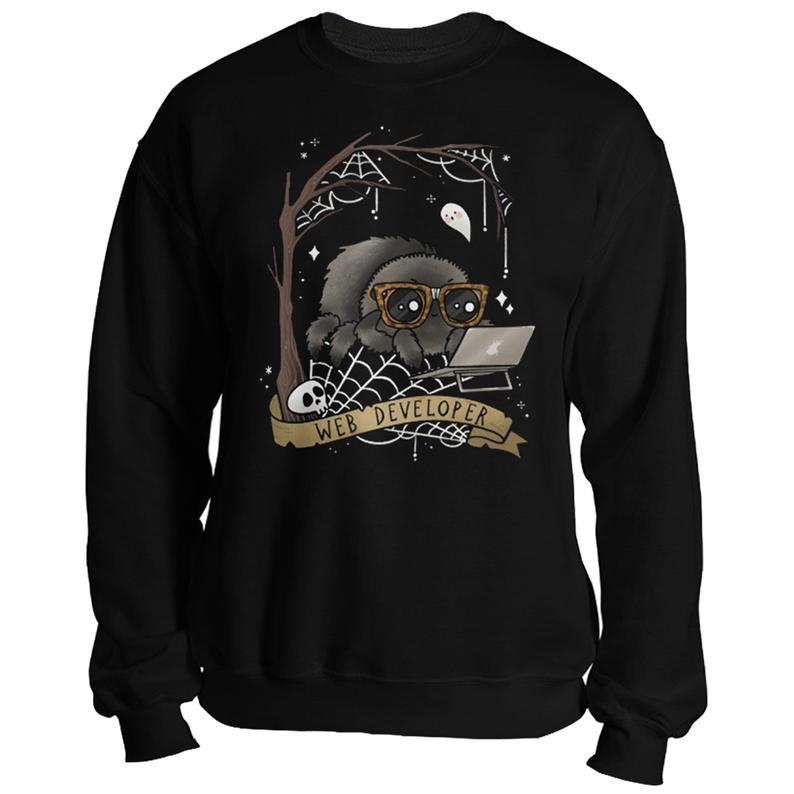 Web Developer Sweatshirt TK4S0