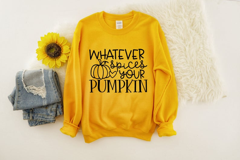 Whatever spices Sweatshirt TK4S0