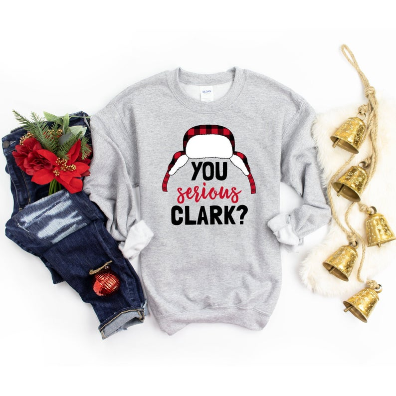 You Serious Clark Sweatshirt TK4S0