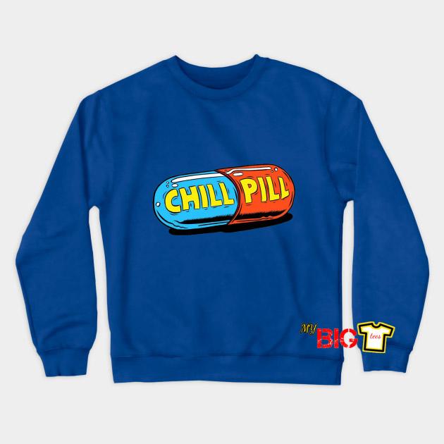 Chill Pill Sweatshirt SR27N0