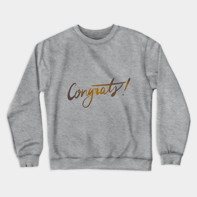Congrats Sweatshirt SR9N0
