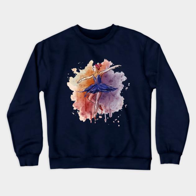 Dancing Woman Sweatshirt SR9N0