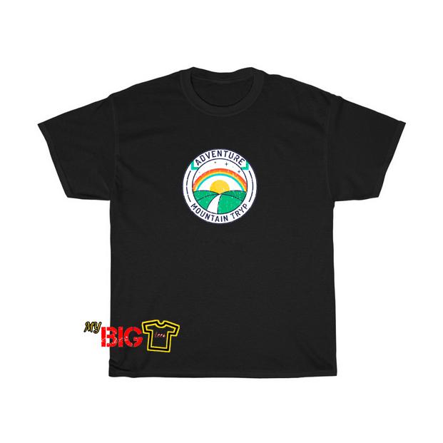 Adventure Mountain Tshirt SR12D0
