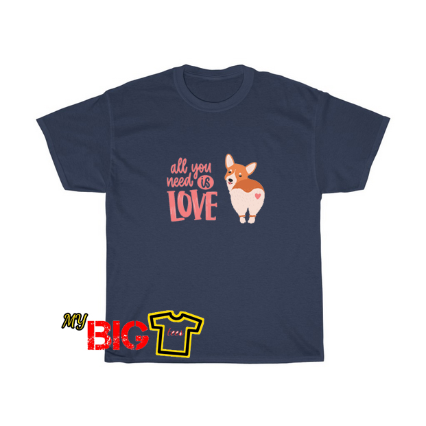 All You is Love Tshirt SR24D0