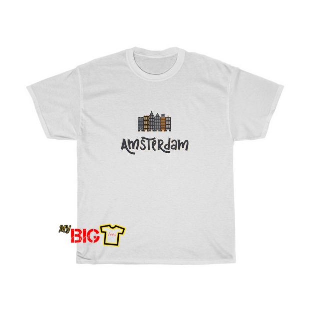 Amsterdam Tshirt SR12D0