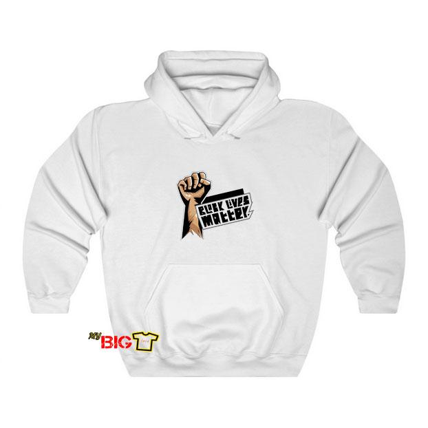 Black lives hoodie SY17JN1