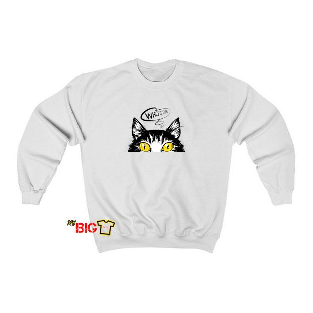 Cat that sweatshirt SY17JN1