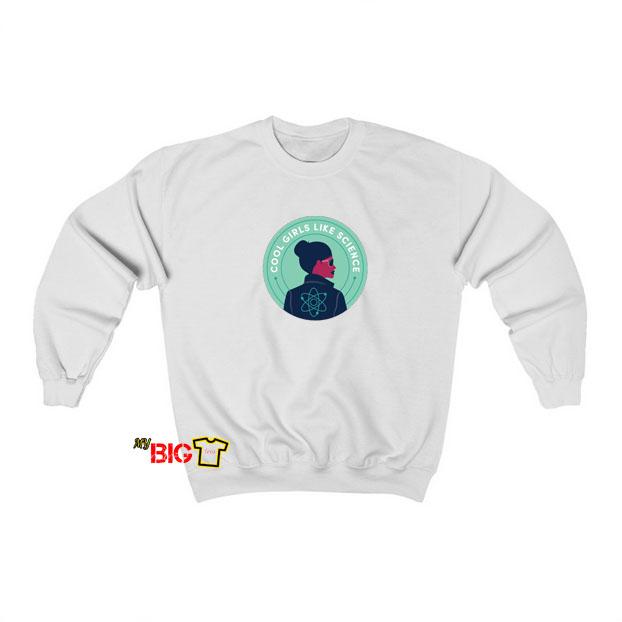 Cool girl sweatshirt SY17JN1