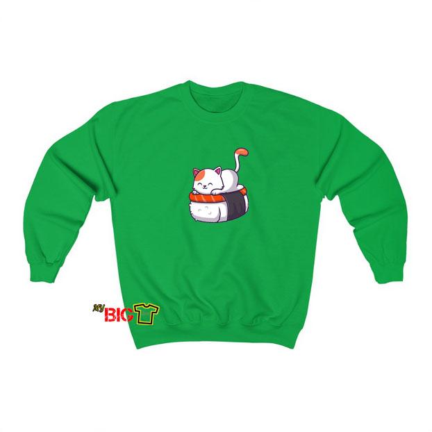Cute cat sweatshirt SY17JN1