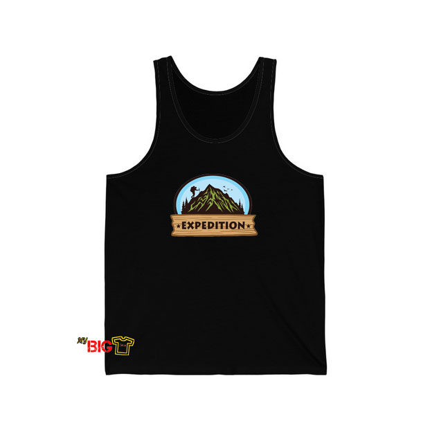 Expedition tank top SY17JN1