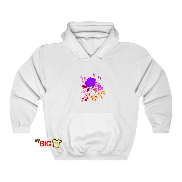 Flower hoodie SY11JN1