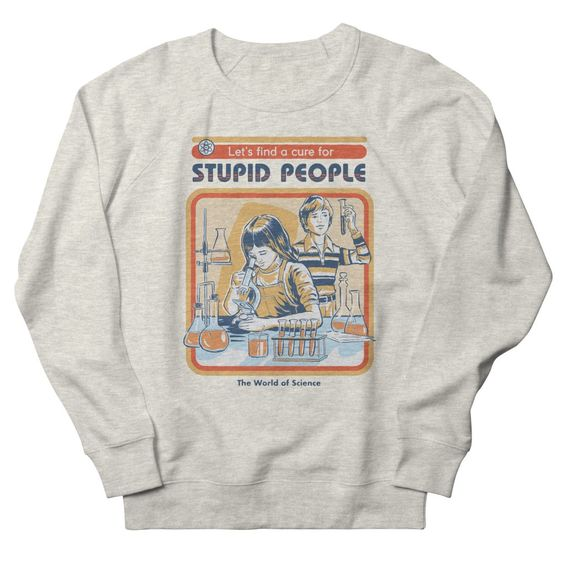 A Cure for Sweatshirt SM24F1