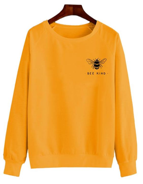 Bee Kind Sweatshirt DI20F1