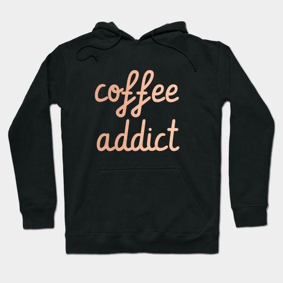 Coffee Addict Hoodie SR26F1