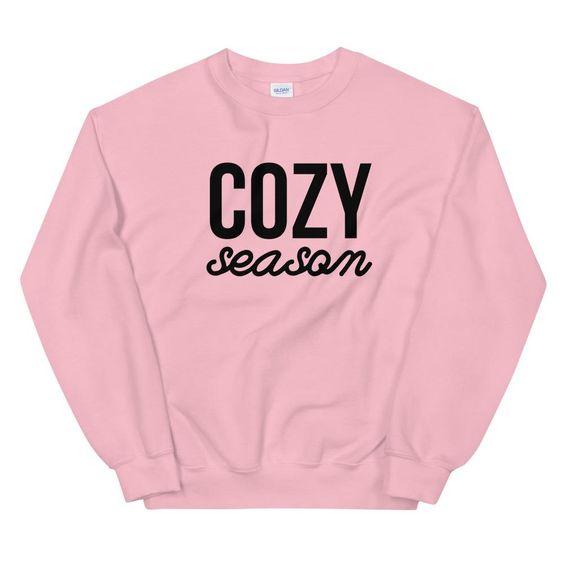 Cozy Season Sweatshirt SD25F1