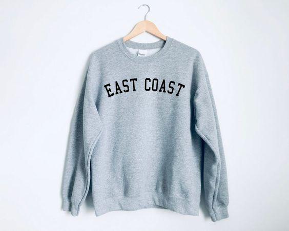 East Coast Sweatshirt SD25F1