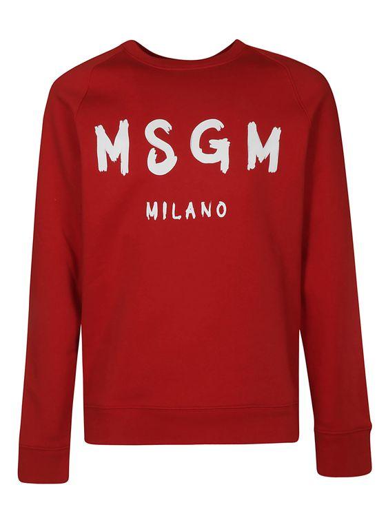 MSGM milano sweatshirt TJ18F1