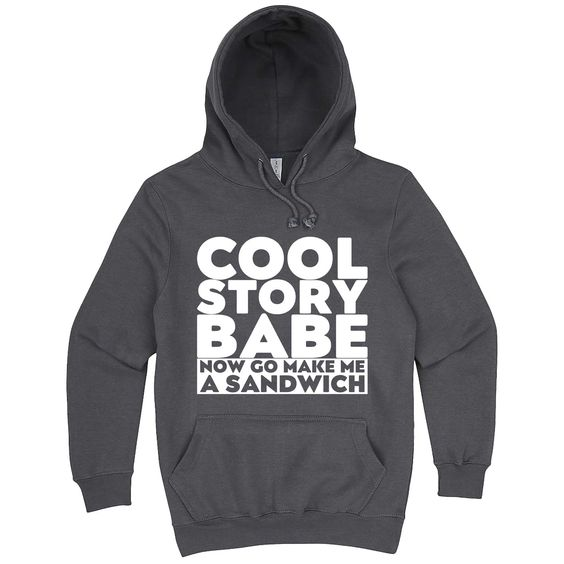 Story Babe Hoodie SD19F1