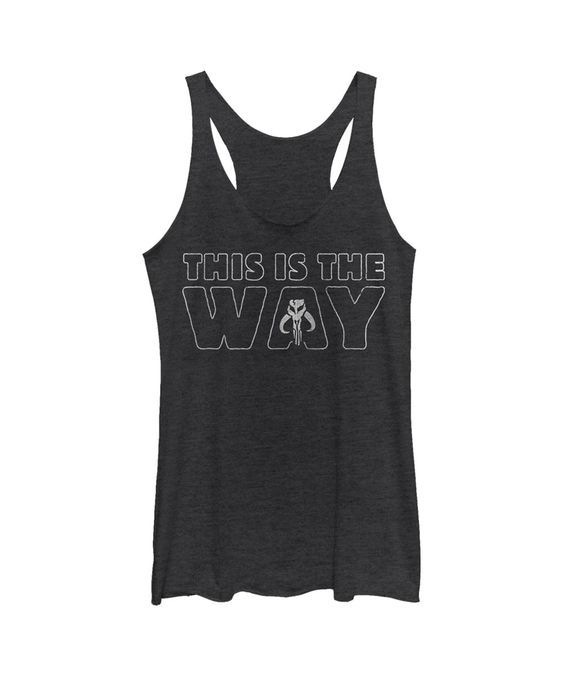 This is the way Tank -top TJ18F1