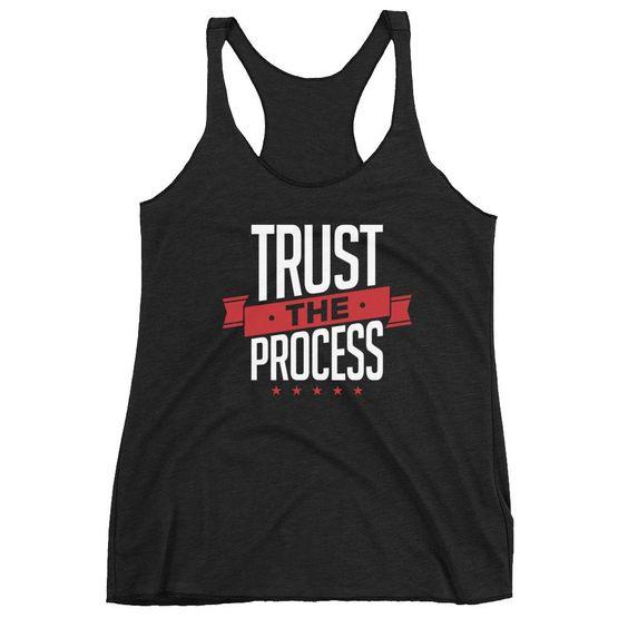 Trust The Process Tank Top EL23F1