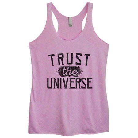 Trust The Universe Tank Top EL23F1
