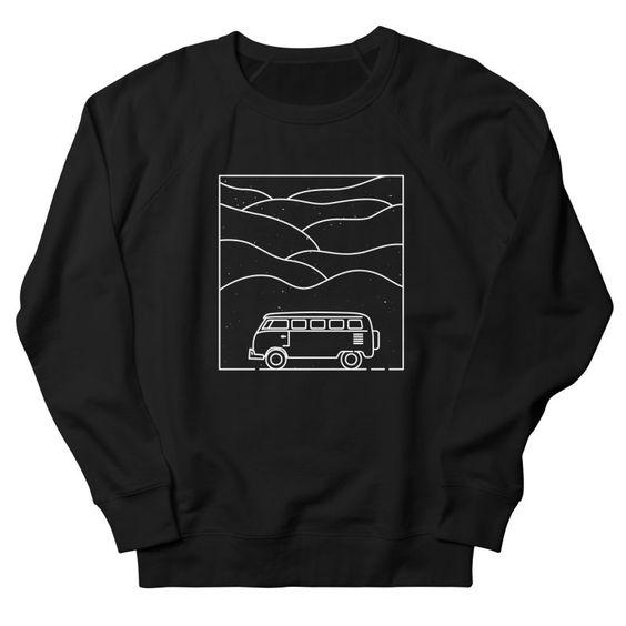 Van Outline Sweatshirt DI20F1
