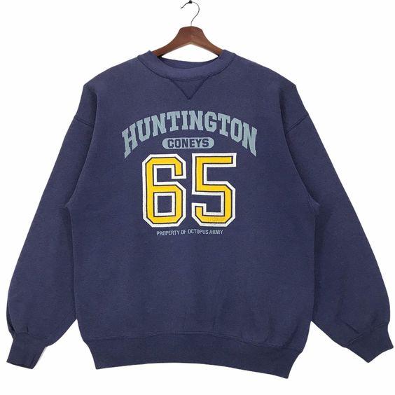 Vintage 90's Huntington Sweatshirt SD19F1