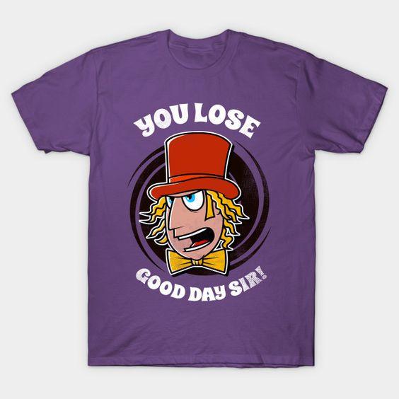 Willy Wonka T-shirt NT6F1