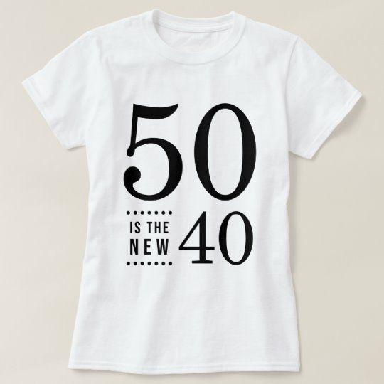 50th Birthday T-shirt SD30MA1