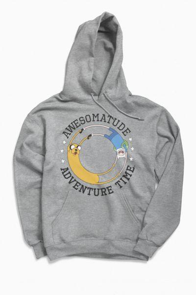 Adventure Time Awesomatude Hoodie FA8MA1